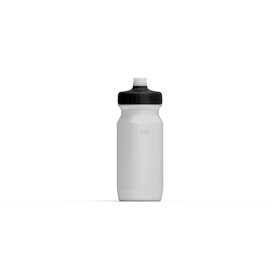 Cube Feather Drinking Bottle 500ml transparent